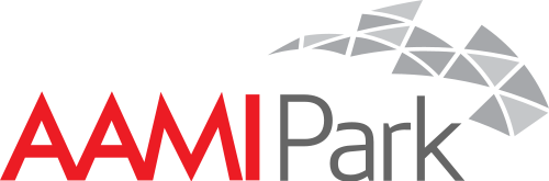 AAMI Park logo